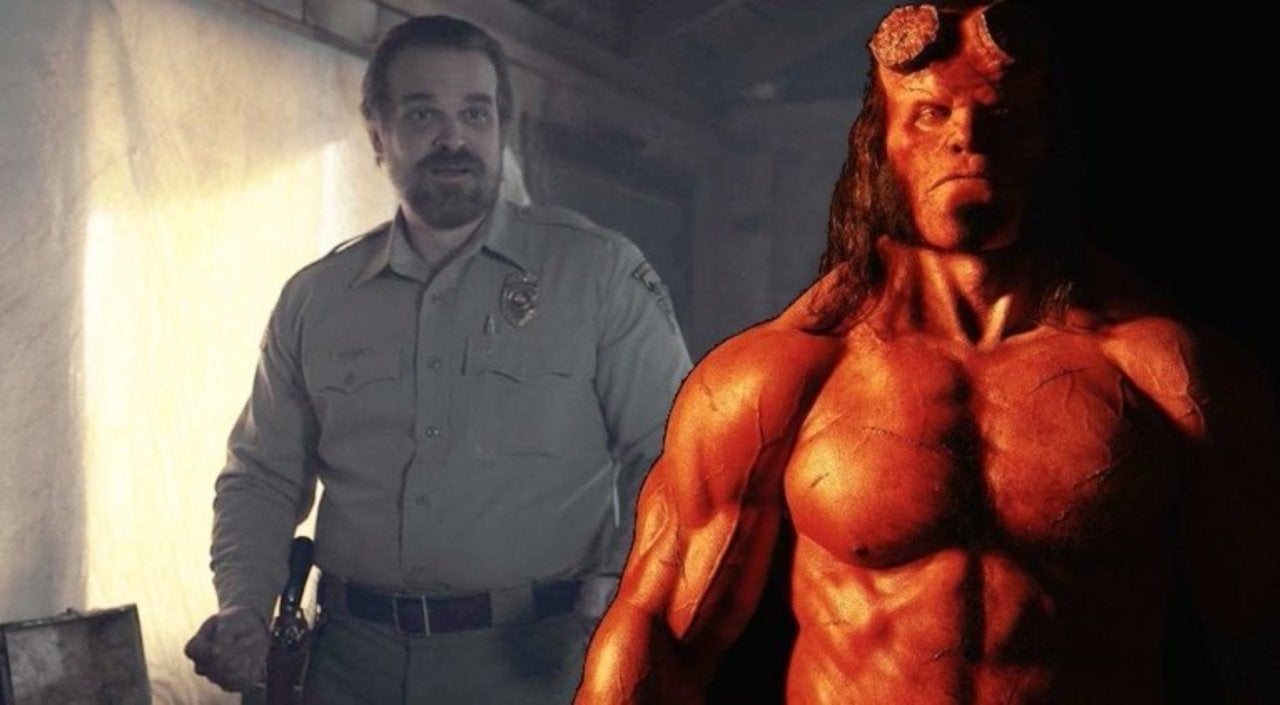 With 'Hellboy' Wrapped, David Harbour Promises Return of