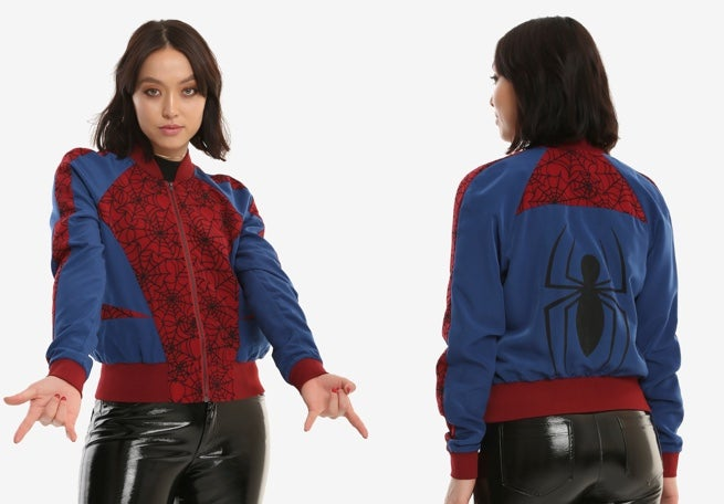 her-universe-spider-man