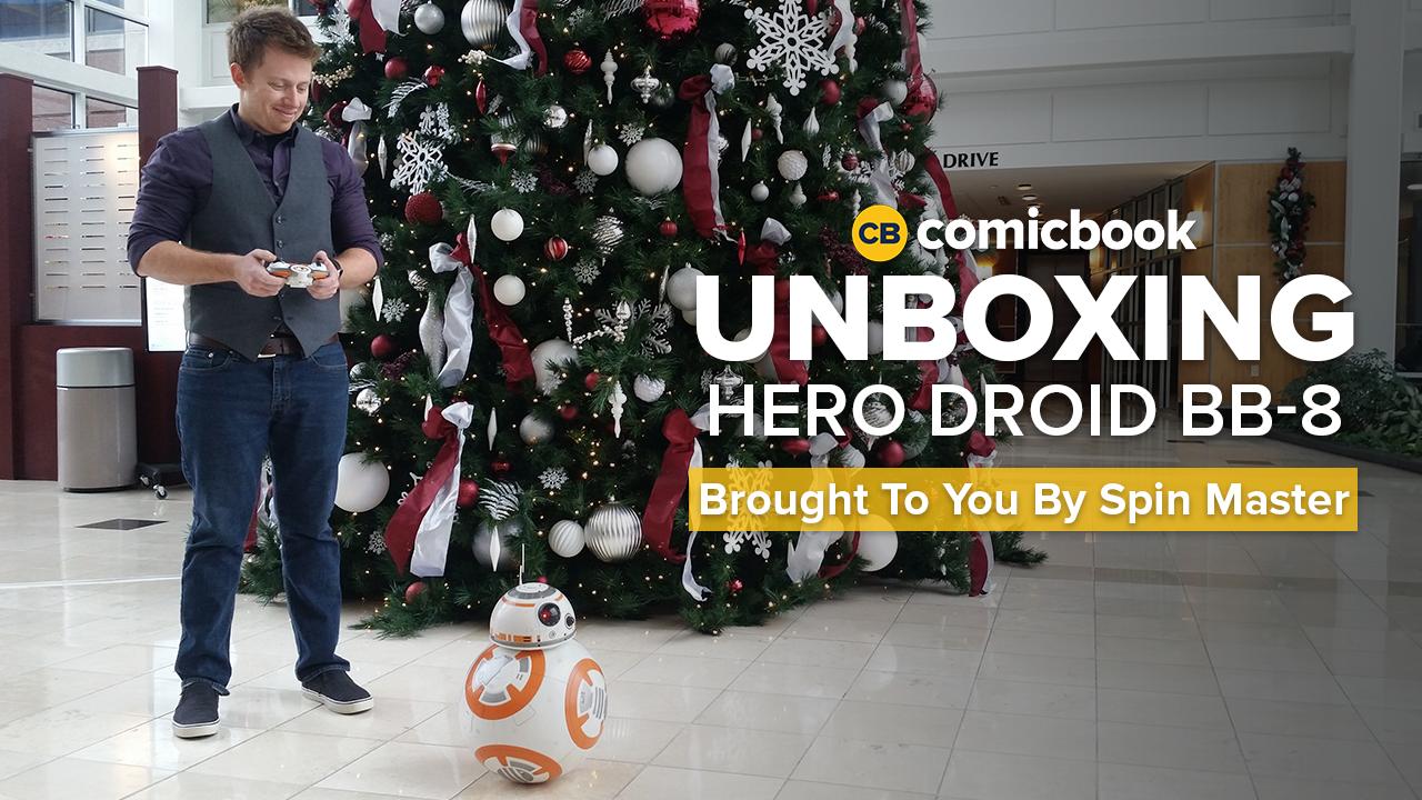 Hero Droid BB-8 Thumbnail V3