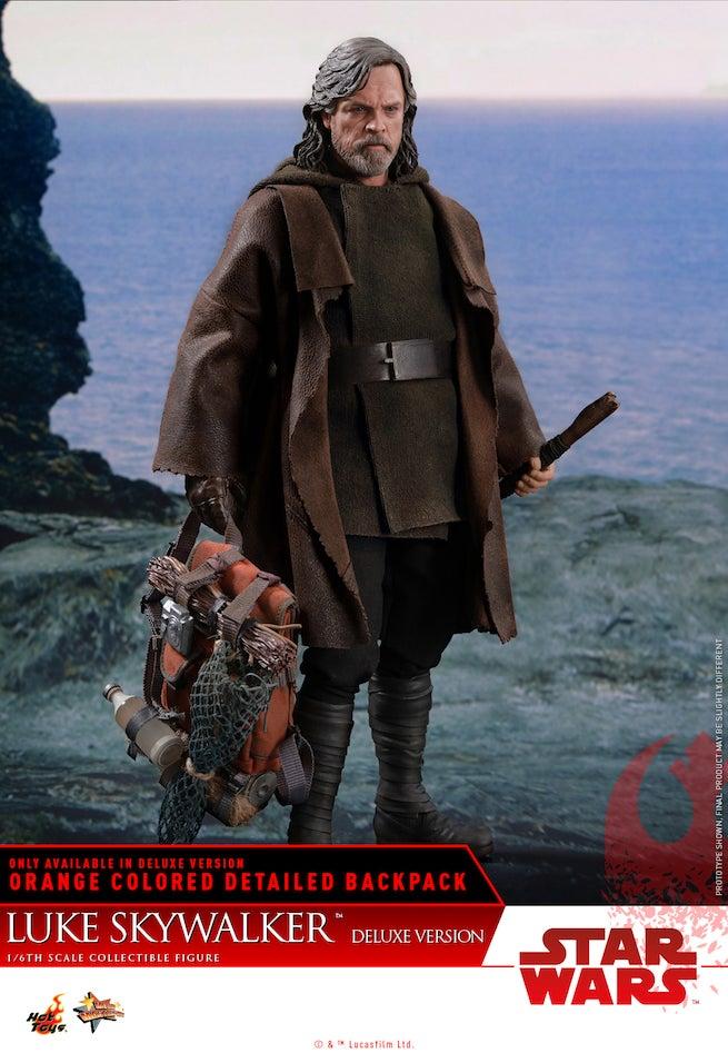 Hot Toys - Star Wars - Luke Skywalker collectible figure (Deluxe)_PR1