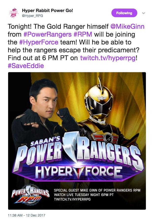 Hyper-RPG-Mike-Ginn-Power-Rangers-Hyperforce-Tweet