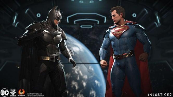 Injustice 2 Comparison