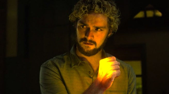 Iron Fist Most Searched For TV Show 2017
