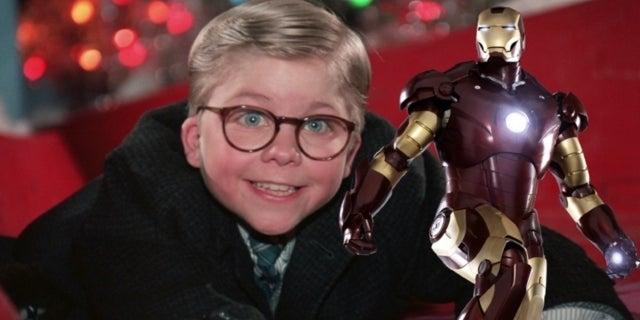 Iron Man A Christmas Story comicbookcom