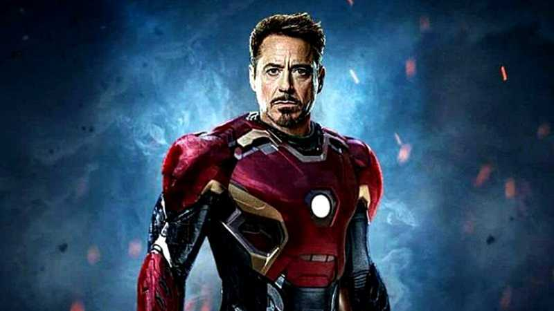 Iron Man Avengers Infinity War