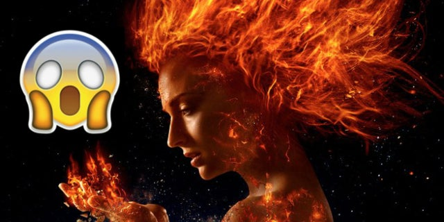 Jean Grey as Phoenix in X-Men- Dark Phoenix