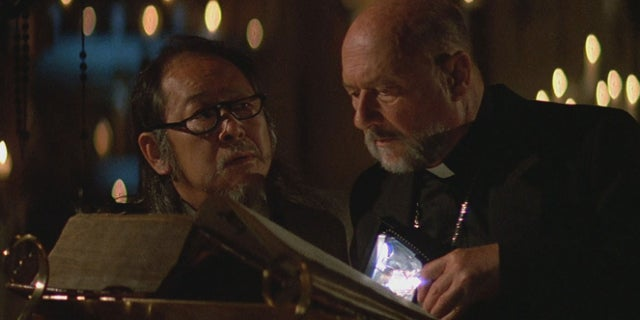john carpenter prince of darkness donald pleasence
