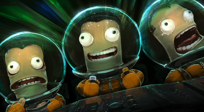 Kerbal Space Program's First Expansion Launches in March