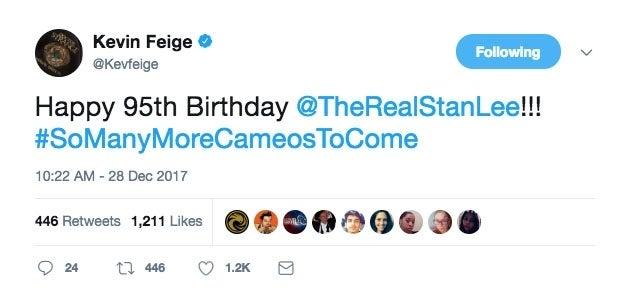 Kevin-Feige-Stan-Lee-Happy-Birthday-Tweet