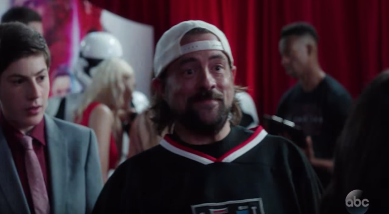 Kevin Smith Speechless