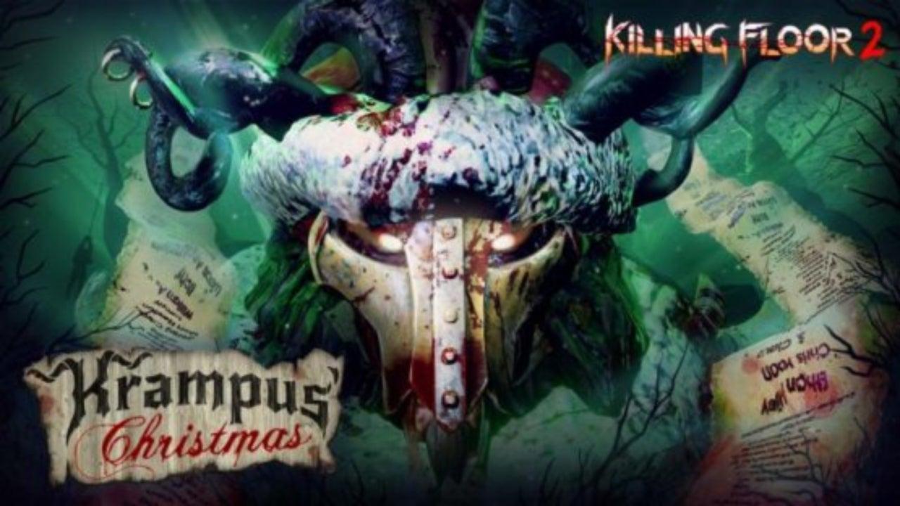 Kf2 Christmas 2021 End Killing Floor 2 Christmas Event Brings The Terrifying Krampus To Life