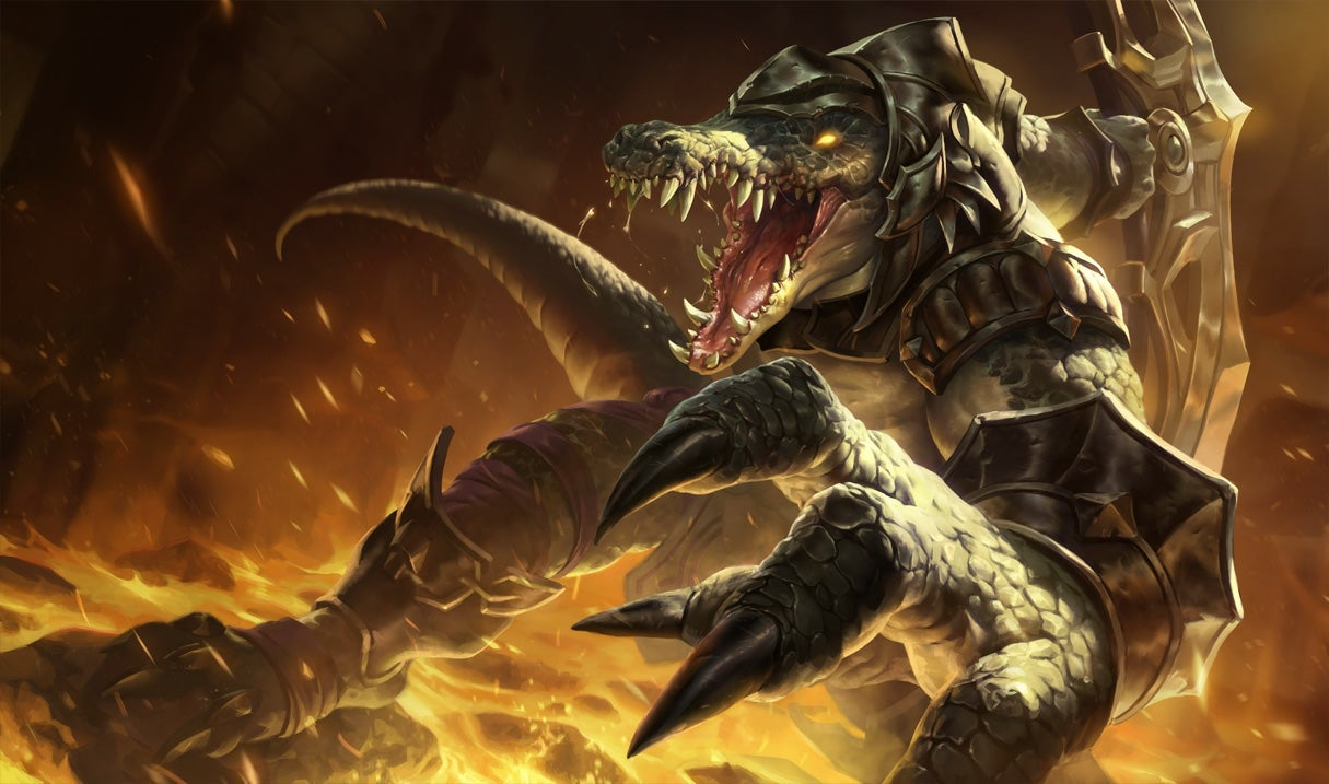 League of Legends Renekton