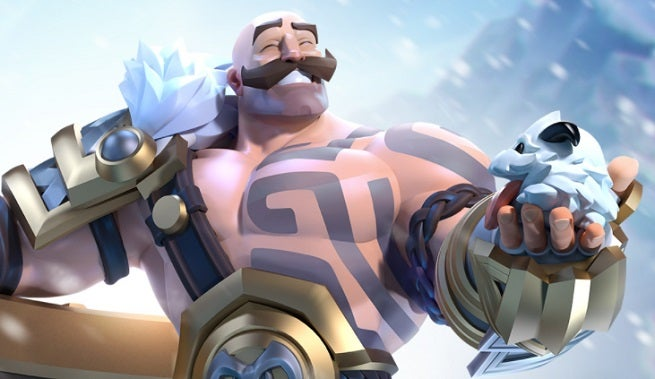 League of Legends Snowdown Merch