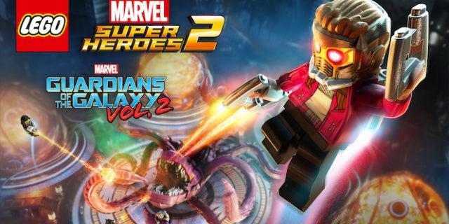 Lego Marvel Super Heroes 2 Guardians