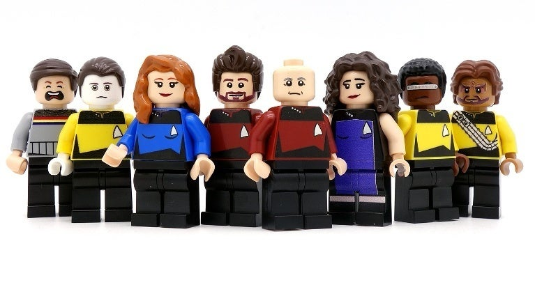 LEGO Star Trek The Next Generation