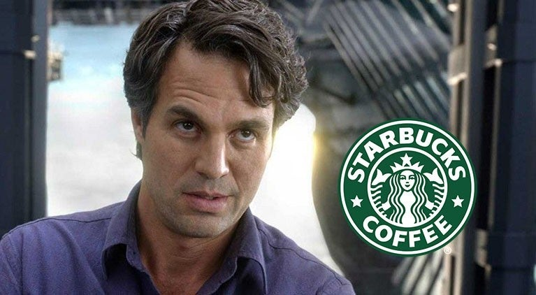 mark ruffalo pay it forward starbucks