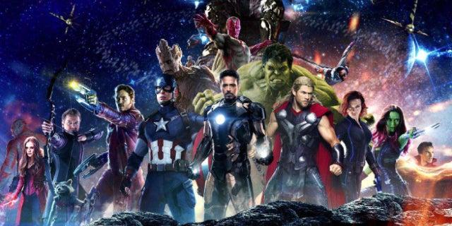marvel cinematic universe infinity war