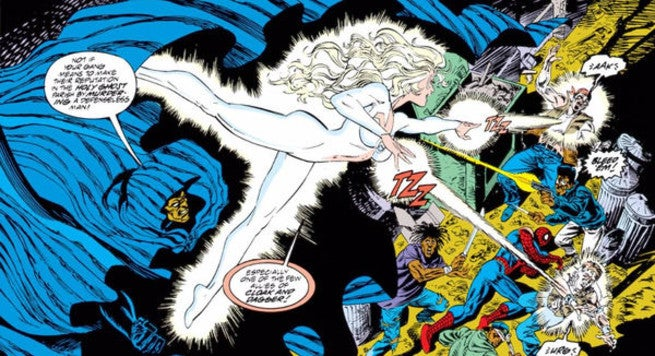 Marvel Comics - Grand Design - Cloak and Dagger