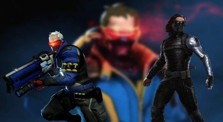 Marvel Overwatch