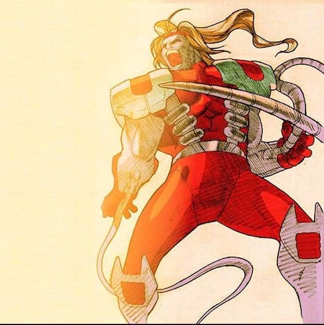 Marvel vs. Capcom Cyclops