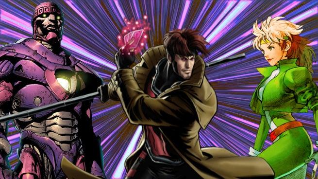 Marvel vs. Capcom Xmen 2