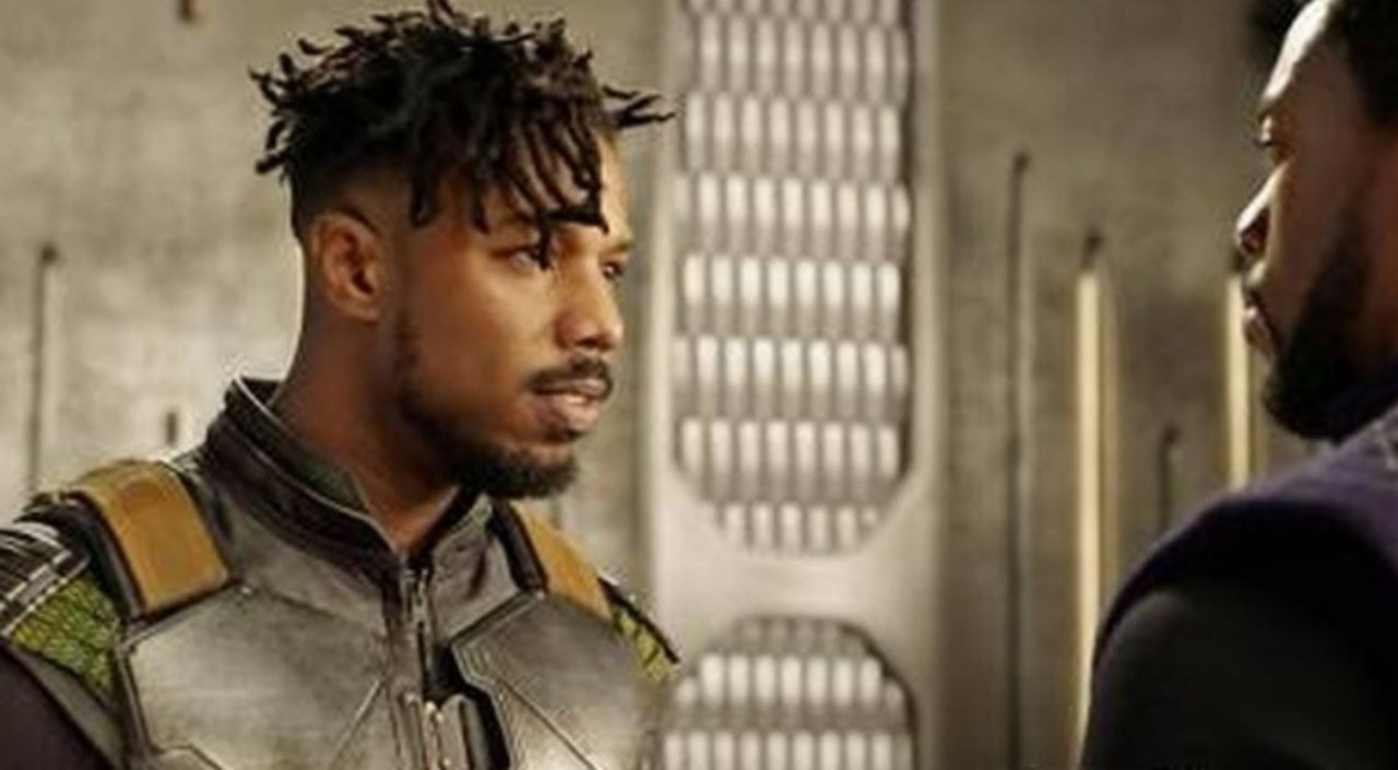 Black Panther Killmonger Took Michael B Jordan To A Dark Place