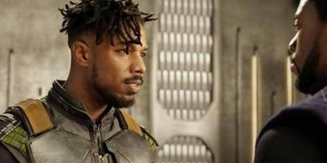Black Panther Killmonger Took Michael B Jordan To A