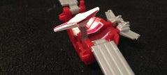 Bluefin Megazord Dragonzord Mini-Pla Kits In Progress