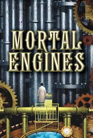 Mortal Engines movie poster image