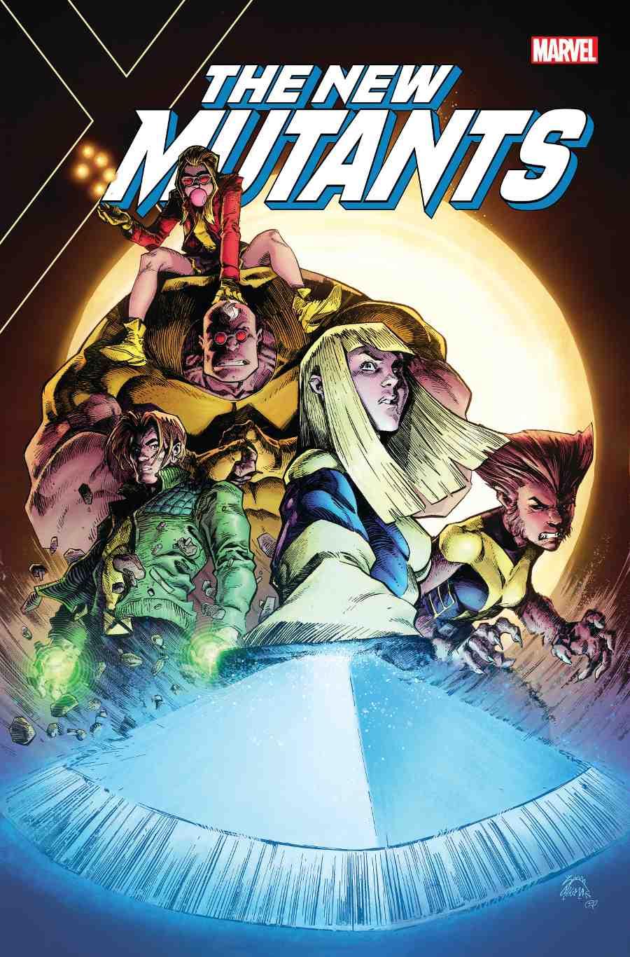 New Mutants (Earth