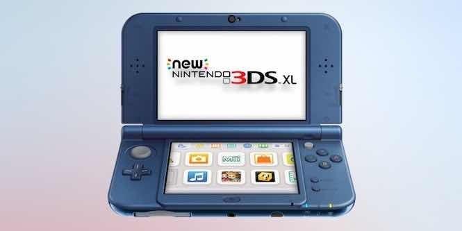 Nintendo 3DS Repalced
