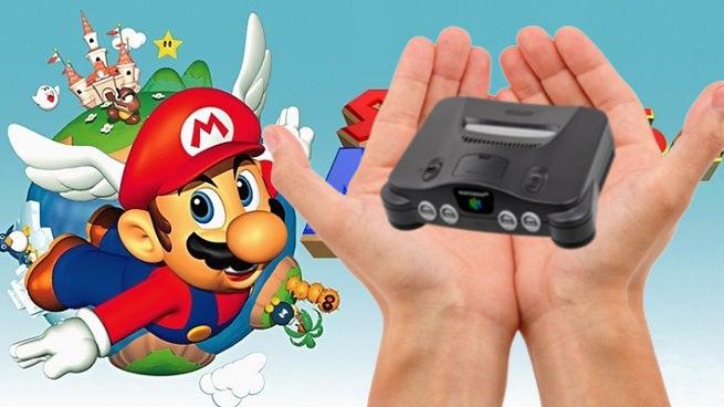 Nintendo 64 Handheld 2