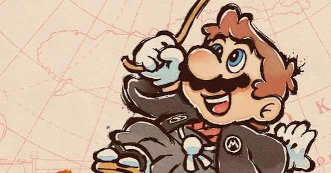 Nintendo new Year