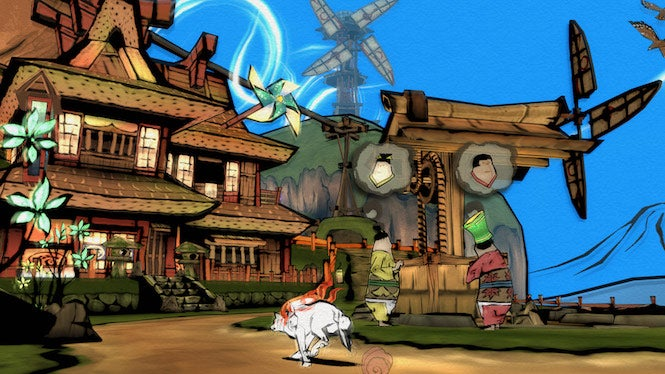 Okami HD ON Sale