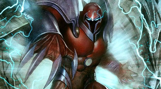Onslaught X-Men Dark Phoenix