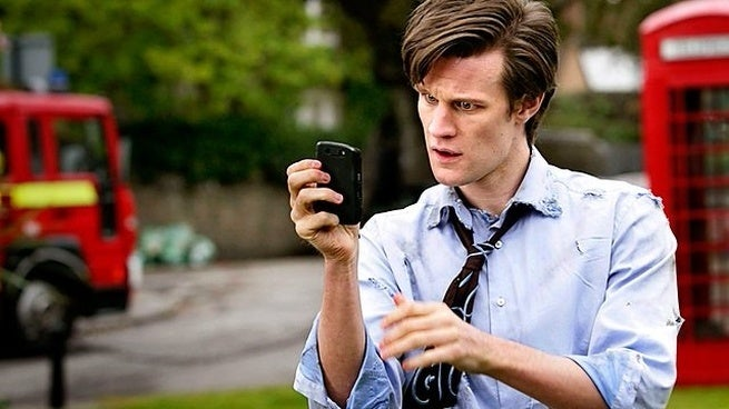 The Eleventh Hour Doctor Who