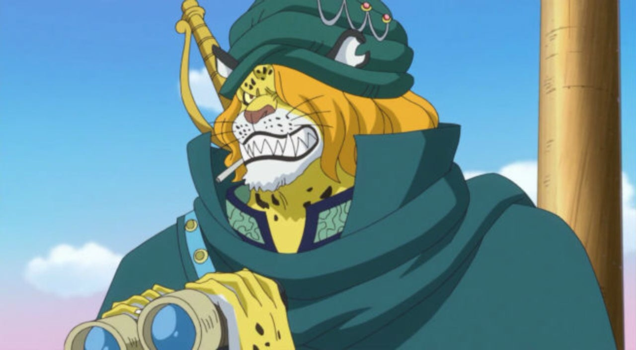 One pieces latest episode has some truly insane animation