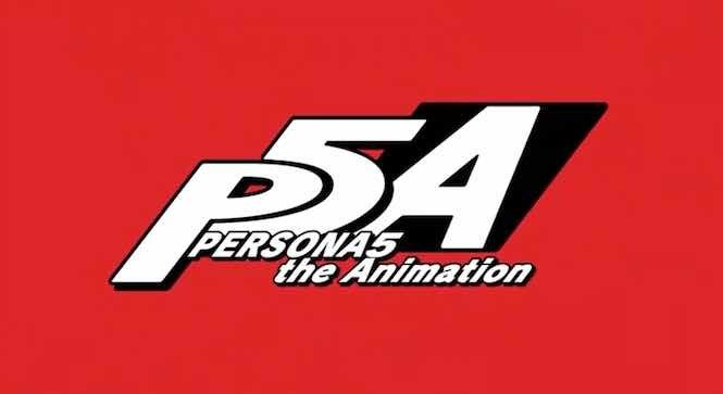 Persona 5 The Animation Trailer