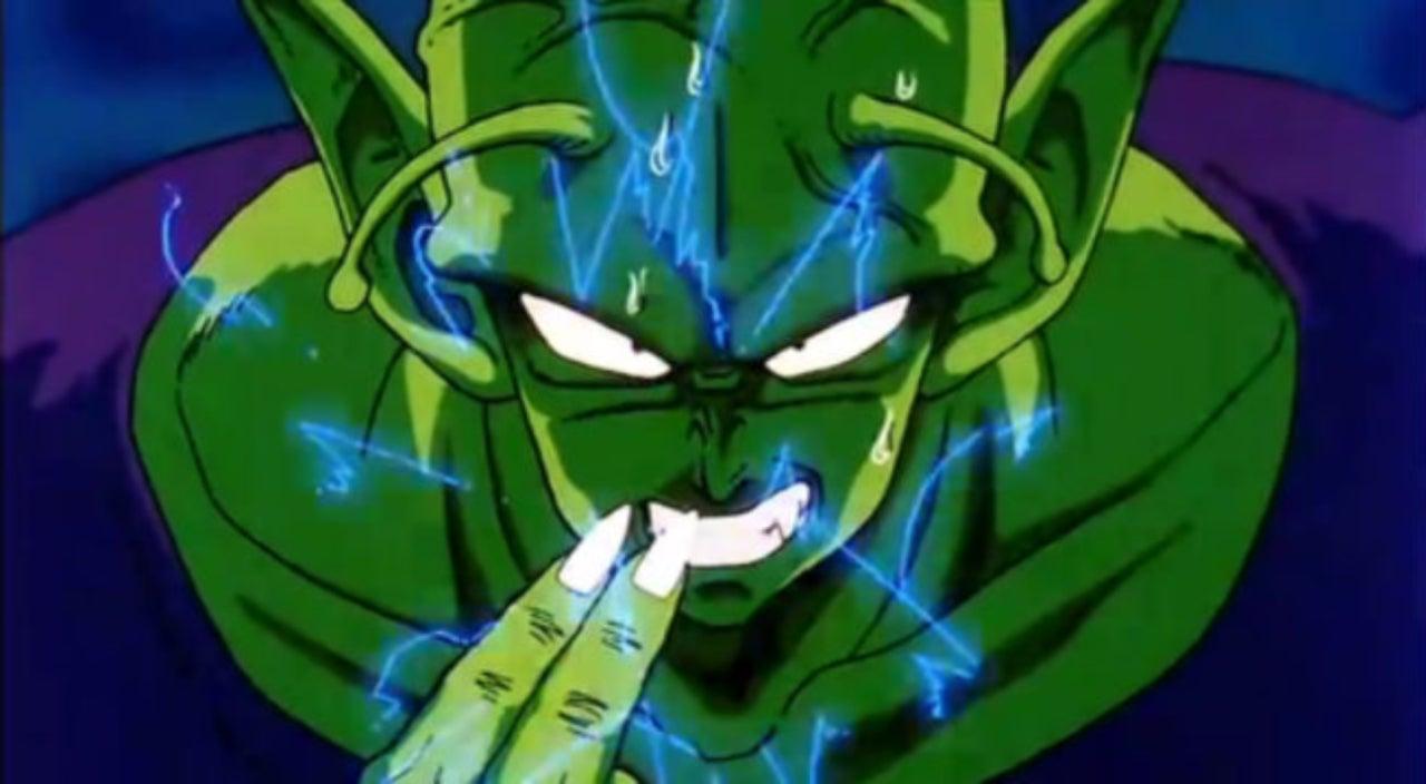 Dragon Ball Piccolo Lamp Fires Special Beam Cannon
