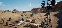 PlayerUnknown's Battlegrounds Miramar Map