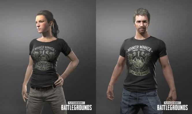 Playerunknowns Battlegrounds Shirt