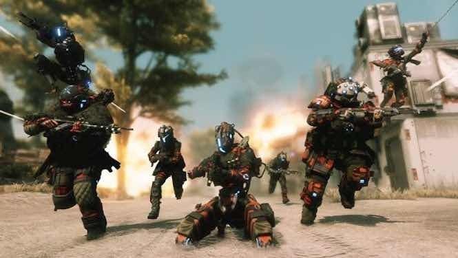 Playerunknowns Battlegrounds Titanfall