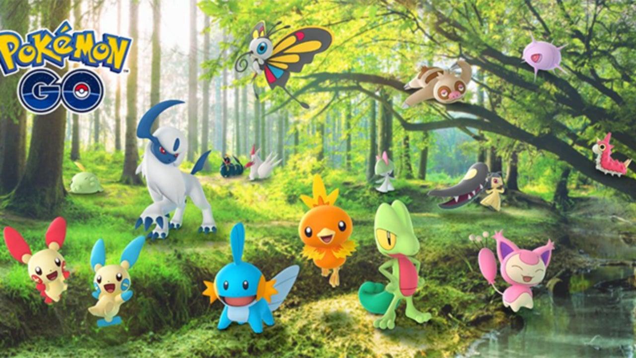 & Pokemon Go to Increase Storage With Gen 3 Release
