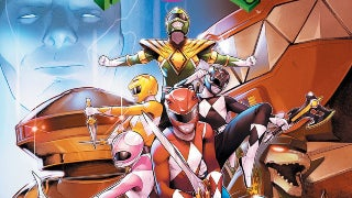 Mighty Morphin Power Rangers FCBD 2018 Special
