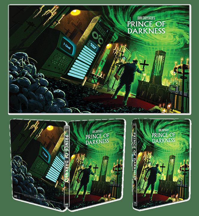 prince of darkness blu-ray steelbook