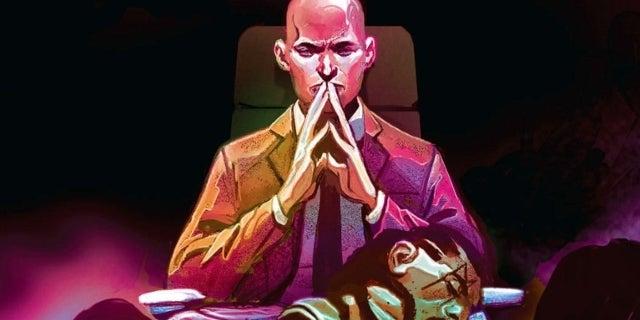 Professor X Astonishing X-Men