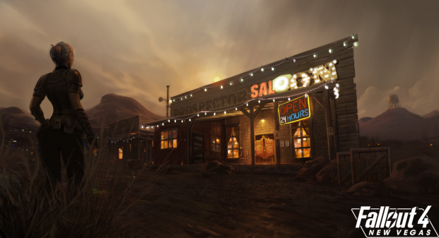 modding new vegas