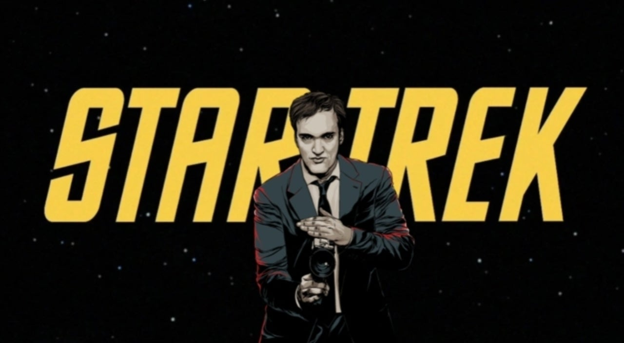 Quentin Tarantino Probably Not Directing Star Trek After All