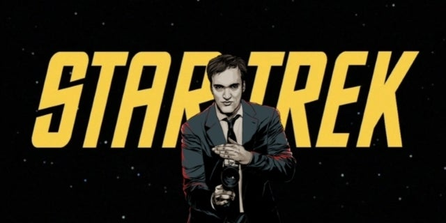 Quentin Tarantino Confirms His Star Trek Movie Will Be Rated R