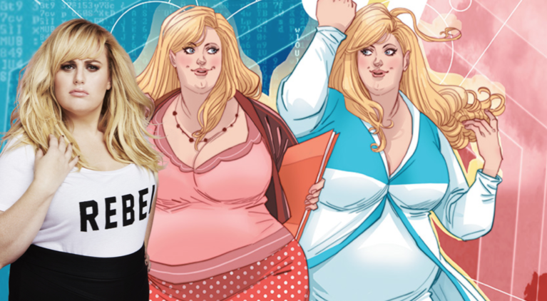 Rebel Wilson Faith comicbook.com